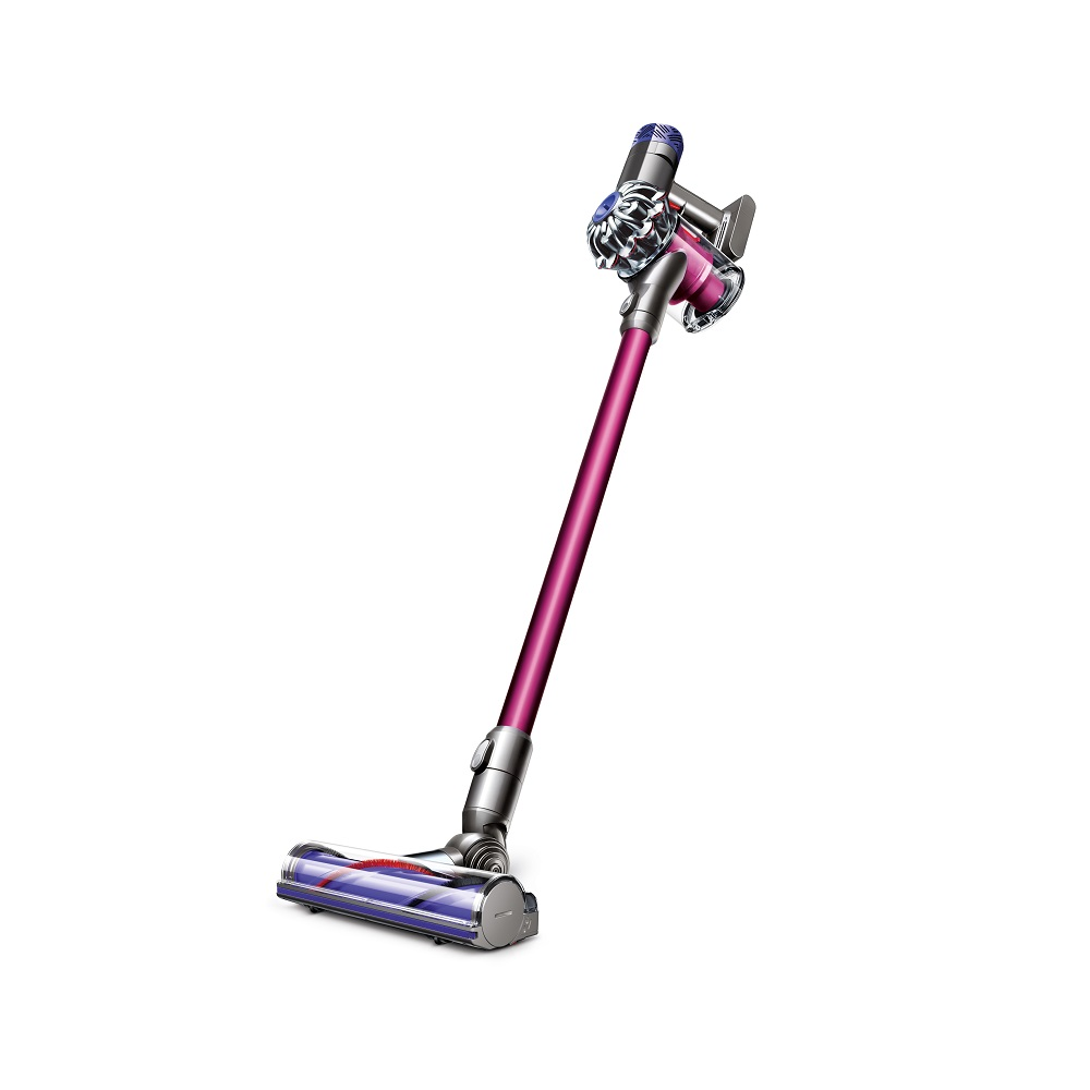 dyson v6 motorhead kabelloser staubsauger handstaubsauger zubeh r neuwertig ebay. Black Bedroom Furniture Sets. Home Design Ideas